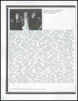 1984 Grosse Pointe South High School Yearbook Page 256 & 257