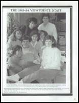 1984 Grosse Pointe South High School Yearbook Page 258 & 259