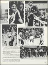 1988 North High School Yearbook Page 18 & 19