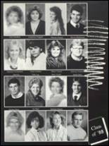 1988 North High School Yearbook Page 22 & 23