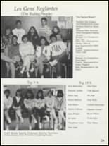 1988 North High School Yearbook Page 32 & 33