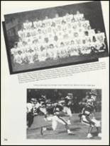 1988 North High School Yearbook Page 38 & 39