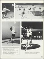 1988 North High School Yearbook Page 44 & 45