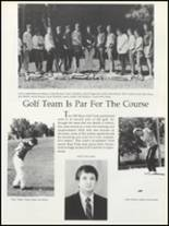 1988 North High School Yearbook Page 46 & 47