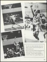 1988 North High School Yearbook Page 54 & 55