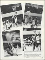 1988 North High School Yearbook Page 56 & 57