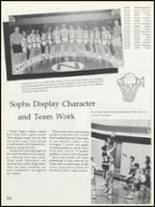 1988 North High School Yearbook Page 58 & 59