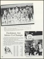 1988 North High School Yearbook Page 60 & 61