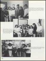1988 North High School Yearbook Page 82 & 83