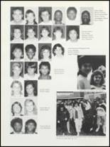 1988 North High School Yearbook Page 100 & 101