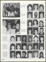 1988 North High School Yearbook Page 110 & 111