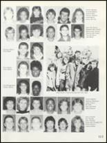 1988 North High School Yearbook Page 116 & 117