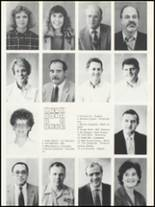1988 North High School Yearbook Page 122 & 123