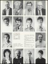 1988 North High School Yearbook Page 124 & 125