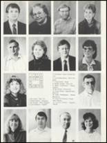 1988 North High School Yearbook Page 126 & 127