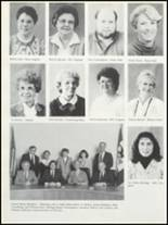 1988 North High School Yearbook Page 128 & 129