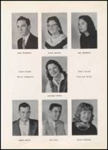 1959 Valliant High School Yearbook Page 14 & 15