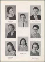 1959 Valliant High School Yearbook Page 22 & 23