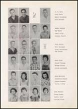 1959 Valliant High School Yearbook Page 26 & 27