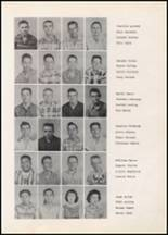 1959 Valliant High School Yearbook Page 32 & 33