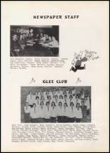 1959 Valliant High School Yearbook Page 56 & 57
