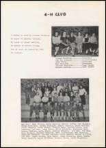 1959 Valliant High School Yearbook Page 58 & 59