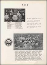 1959 Valliant High School Yearbook Page 62 & 63