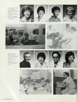1981 Neff High School Yearbook Page 28 & 29