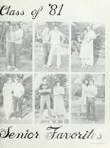1981 Neff High School Yearbook Page 34 & 35