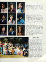 1981 Neff High School Yearbook Page 36 & 37