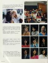 1981 Neff High School Yearbook Page 42 & 43