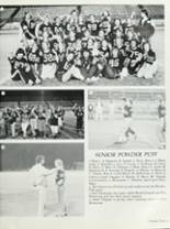 1981 Neff High School Yearbook Page 58 & 59