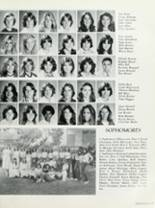 1981 Neff High School Yearbook Page 72 & 73