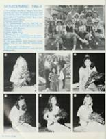 1981 Neff High School Yearbook Page 106 & 107