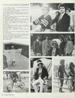 1981 Neff High School Yearbook Page 124 & 125