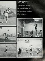 1981 Neff High School Yearbook Page 132 & 133