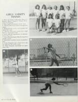 1981 Neff High School Yearbook Page 144 & 145