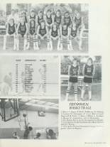 1981 Neff High School Yearbook Page 152 & 153