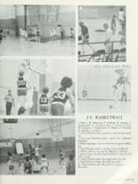 1981 Neff High School Yearbook Page 154 & 155