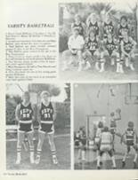 1981 Neff High School Yearbook Page 156 & 157