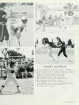 1981 Neff High School Yearbook Page 164 & 165