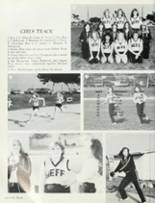 1981 Neff High School Yearbook Page 166 & 167