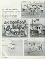 1981 Neff High School Yearbook Page 174 & 175