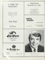 1981 Neff High School Yearbook Page 184 & 185