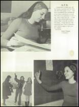 1973 Red Hook High School Yearbook Page 10 & 11