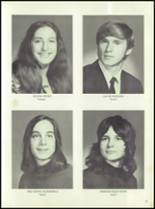 1973 Red Hook High School Yearbook Page 14 & 15