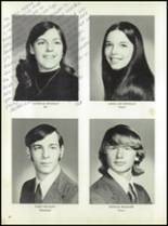 1973 Red Hook High School Yearbook Page 16 & 17
