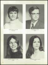 1973 Red Hook High School Yearbook Page 18 & 19