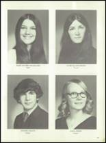 1973 Red Hook High School Yearbook Page 20 & 21