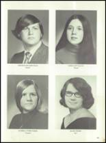 1973 Red Hook High School Yearbook Page 22 & 23